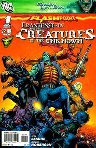 Frankenstein and the Creatures of the Unknown 01
