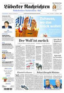 Lübecker Nachrichten Ostholstein Süd - 08. November 2017