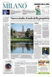 Corriere della Sera Milano - 28 Marzo 2019