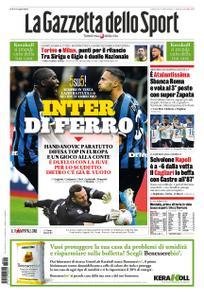 La Gazzetta dello Sport Roma – 26 settembre 2019