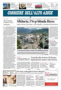 Corriere dell'Alto Adige - 28 Novembre 2017