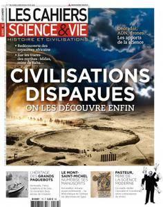 Les Cahiers de Science & Vie - mars 2018