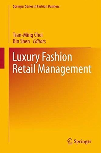 Luxury Fashion Retail Management (Springer Series in Fashion Business) [Repost]