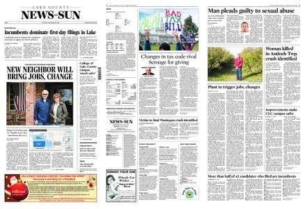 Lake County News-Sun – November 28, 2017