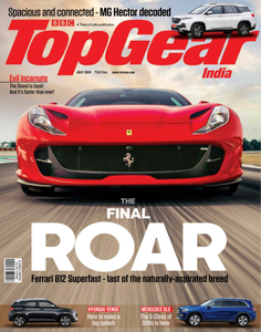 BBC Top Gear India - July 2019