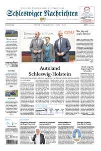 Schleswiger Nachrichten - 16. November 2018