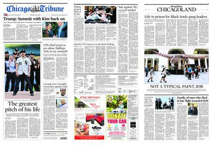 Chicago Tribune – June 02, 2018