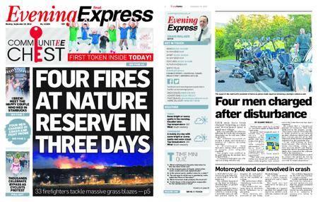 Evening Express – September 10, 2018
