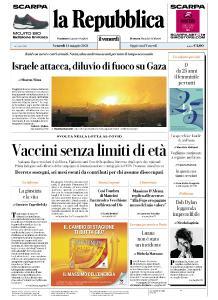 la Repubblica - 14 Maggio 2021