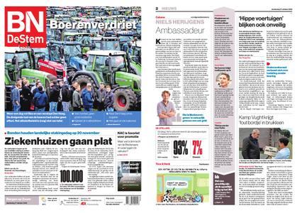 BN DeStem - Bergen op Zoom – 17 oktober 2019