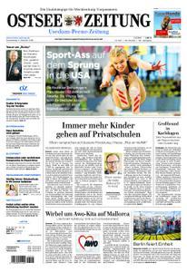 Ostsee Zeitung Wolgast - 04. Oktober 2018