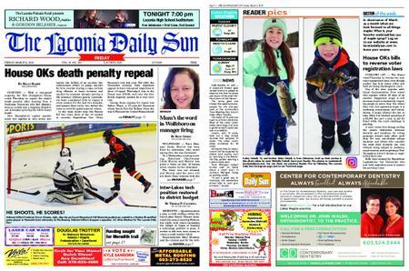 The Laconia Daily Sun – March 08, 2019