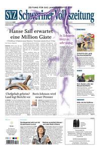 Schweriner Volkszeitung Zeitung für die Landeshauptstadt - 24. Juli 2019
