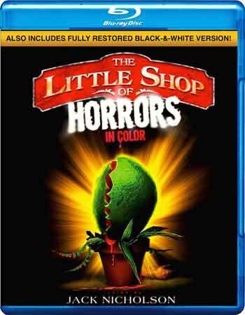 The Little Shop of Horrors (1960) [Colorized]