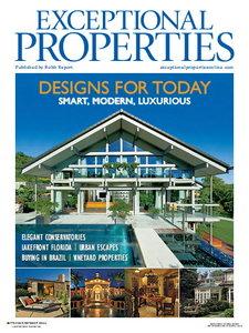 Robb Report Exceptional Properties September 2011