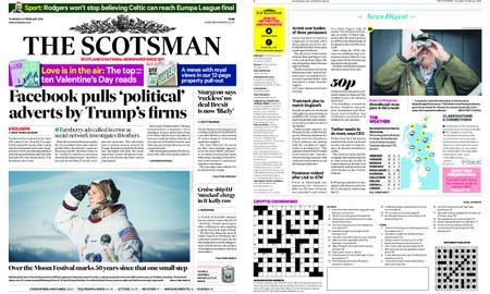 The Scotsman – February 14, 2019