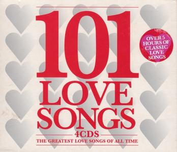 VA - 101 Love Songs: The Greatest Love Songs of All Time (2003) FLAC