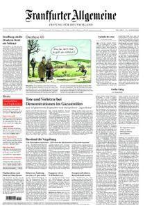 Frankfurter Allgemeine Zeitung F.A.Z. - 31. März 2018