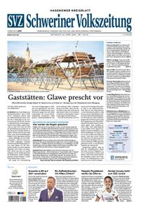 Schweriner Volkszeitung Hagenower Kreisblatt - 29. April 2020