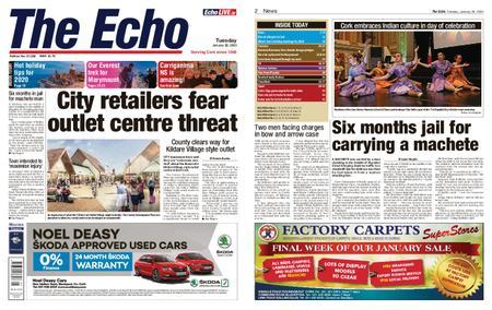 Evening Echo – January 28, 2020