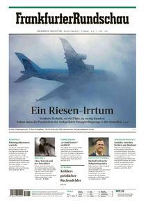 Frankfurter Rundschau Main-Taunus - 15. Februar 2019