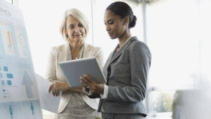 Lean In Presents: What Works for Women at Work