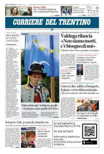 Corriere del Trentino – 27 ottobre 2018