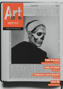 Art Monthly - October 2014   No 380