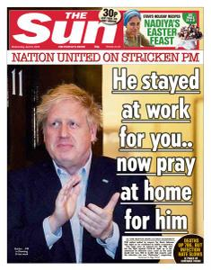 The Sun UK - 8 April 2020