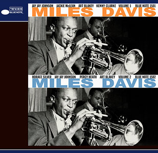 Miles Davis - Miles Davis, Volume 1 & 2 (1956/1985/2013) [Official Digital Download 24bit/192kHz]