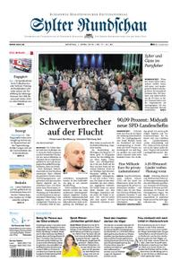 Sylter Rundschau - 01. April 2019