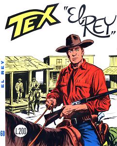 Tex - Volume 60 - El Rey (Araldo)