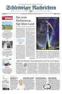 Schleswiger Nachrichten - 12. September 2017