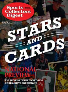 Sports Collectors Digest – August 01, 2021