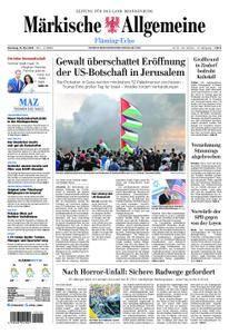 Märkische Allgemeine Fläming Echo - 15. Mai 2018