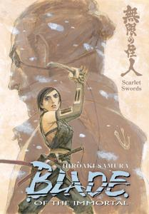 Blade of the Immortal v23-Scarlet Swords 2011 Digital danke