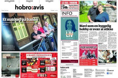 Hobro Avis – 15. maj 2018