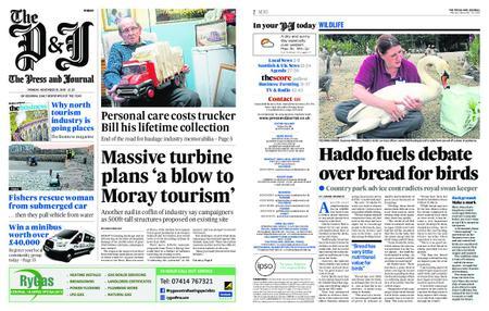 The Press and Journal Moray – November 19, 2018