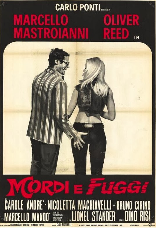 Dirty Weekend (1973) Mordi e fuggi [Uncut]