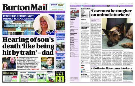Burton Mail – April 02, 2018