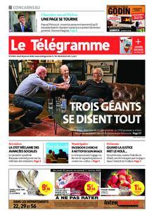 Le Télégramme Concarneau – 30 janvier 2020