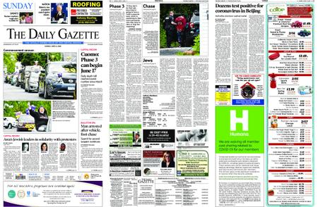 The Daily Gazette – June 14, 2020