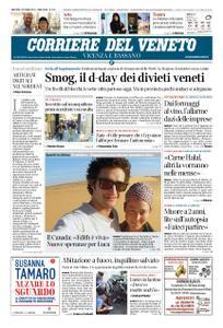 Corriere del Veneto Vicenza e Bassano – 01 ottobre 2019