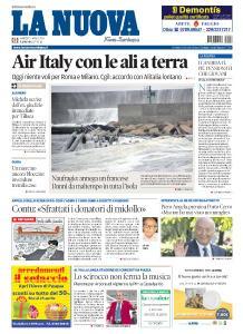 La Nuova Sardegna Gallura - 23 Aprile 2019
