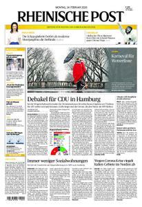 Rheinische Post – 24. Februar 2020