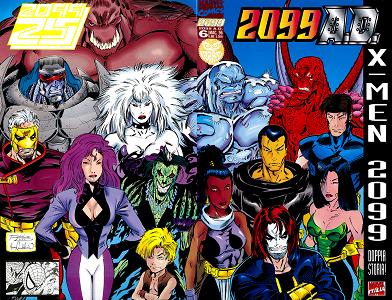 2099 A.D. - Volume 6