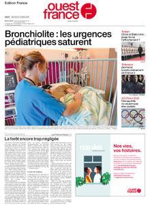 Ouest-France Édition France – 27 octobre 2021