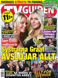 TV-Guiden – 22 oktober 2019