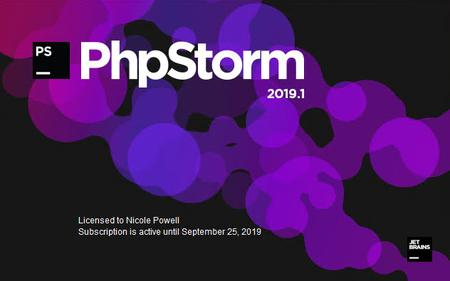 JetBrains PhpStorm 2019.1.2 macOS