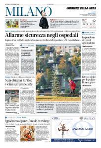 Corriere della Sera Milano – 11 novembre 2019